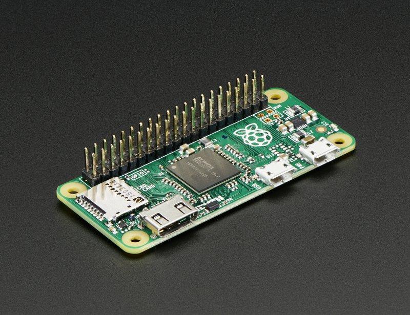 raspberry pi model b block diagram    raspberry       pi    zero w basic kit lesson 2 solder gpio pin on     raspberry       pi    zero w basic kit lesson 2 solder gpio pin on