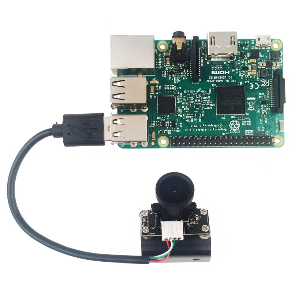 Raspberry Pi Robot Car DIY Learning Kit Lesson 3: Web