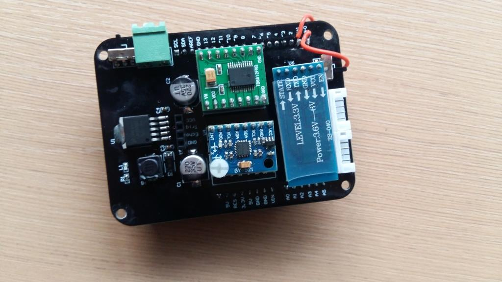 Arduino Balance Car Lesson 1