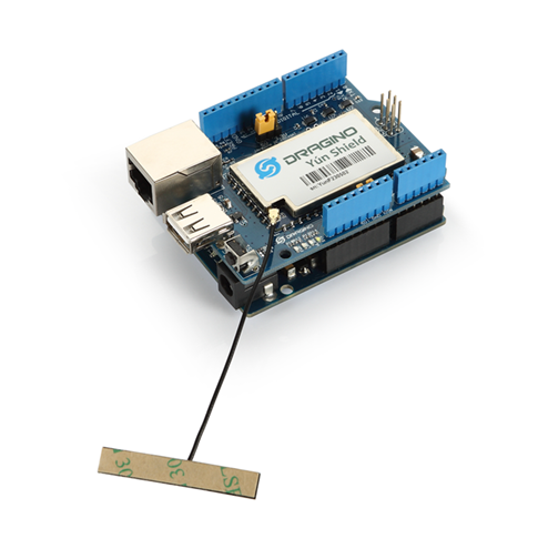 How to use the Yun Shield with Arduino?