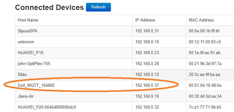 How to use Doit Arduino MQTT wifi Shield « osoyoo com