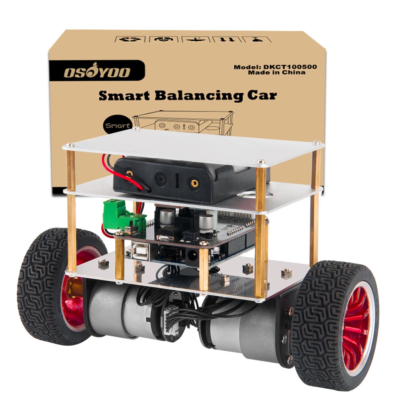 Arduino Balance Car Lesson 1 « osoyoo com