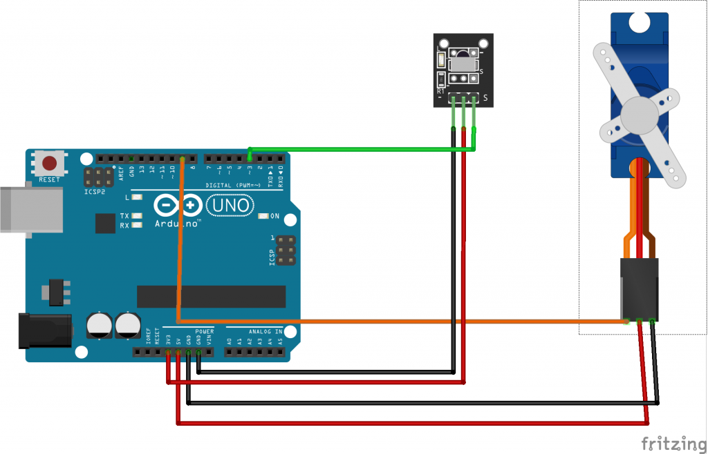 Arduino servo motor library download