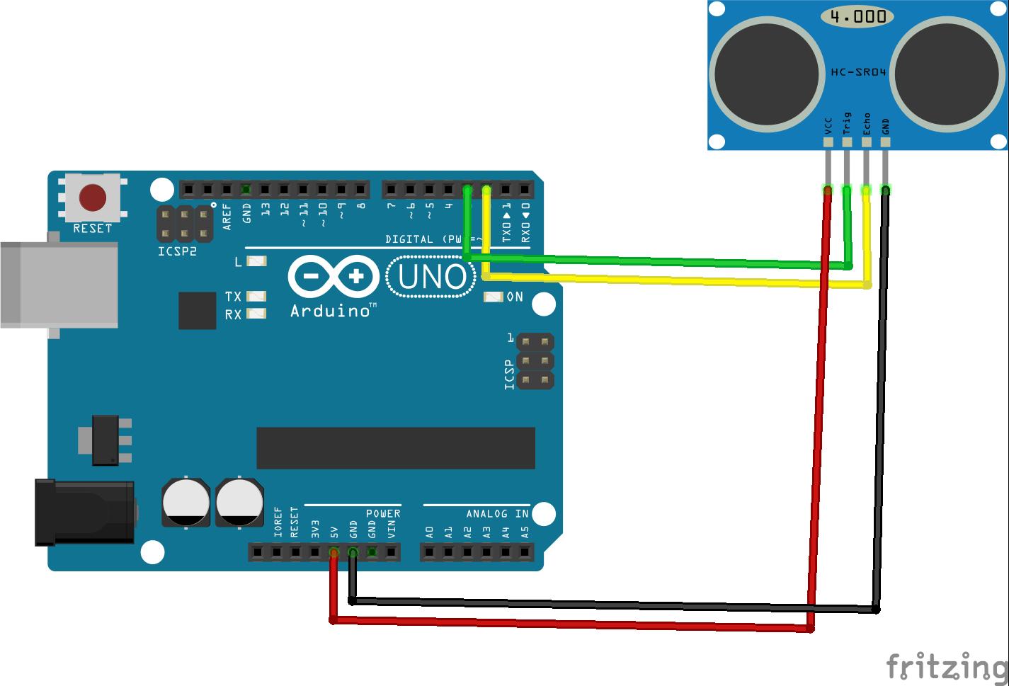10X Ultrasonic Sensor Module HC-SR04 Distance Measuring Sensor arduino SR04 ATF