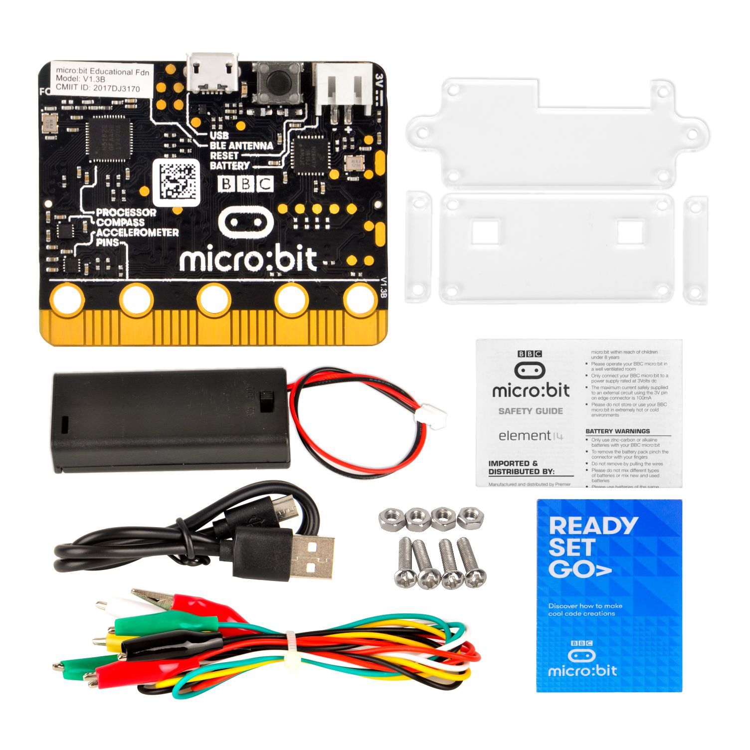 OSOYOO Basic Kit for Micro Bit User Guide