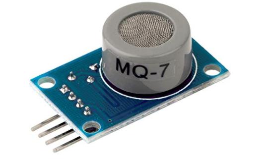 Arduino lesson – MQ-7 Gas Sensor